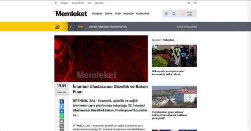 Memleket - 09.03.2020