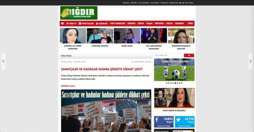 Yeni Iğdır Gazetesi - 09.03.2020